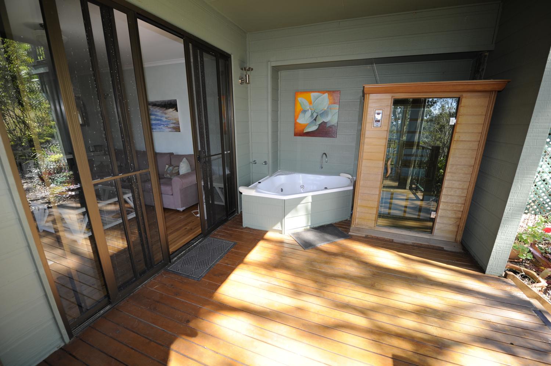 Private Spa & Sauna